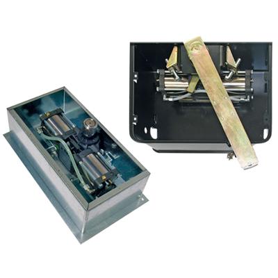 Гидравлический подземный привод распашных ворот SEA Lyra Jack 800 - Jack 800 CP