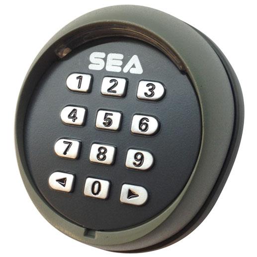 Клавиатура металлическая SEA Rock RF Metal
