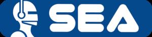 Логотип SEA