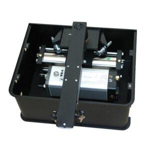 Гидравлический подземный привод распашных ворот SEA Compact 800 24V