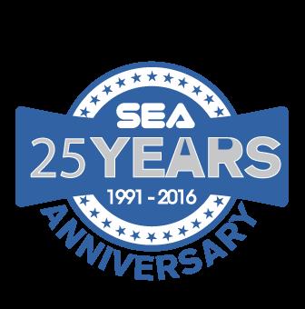25 лет SEA