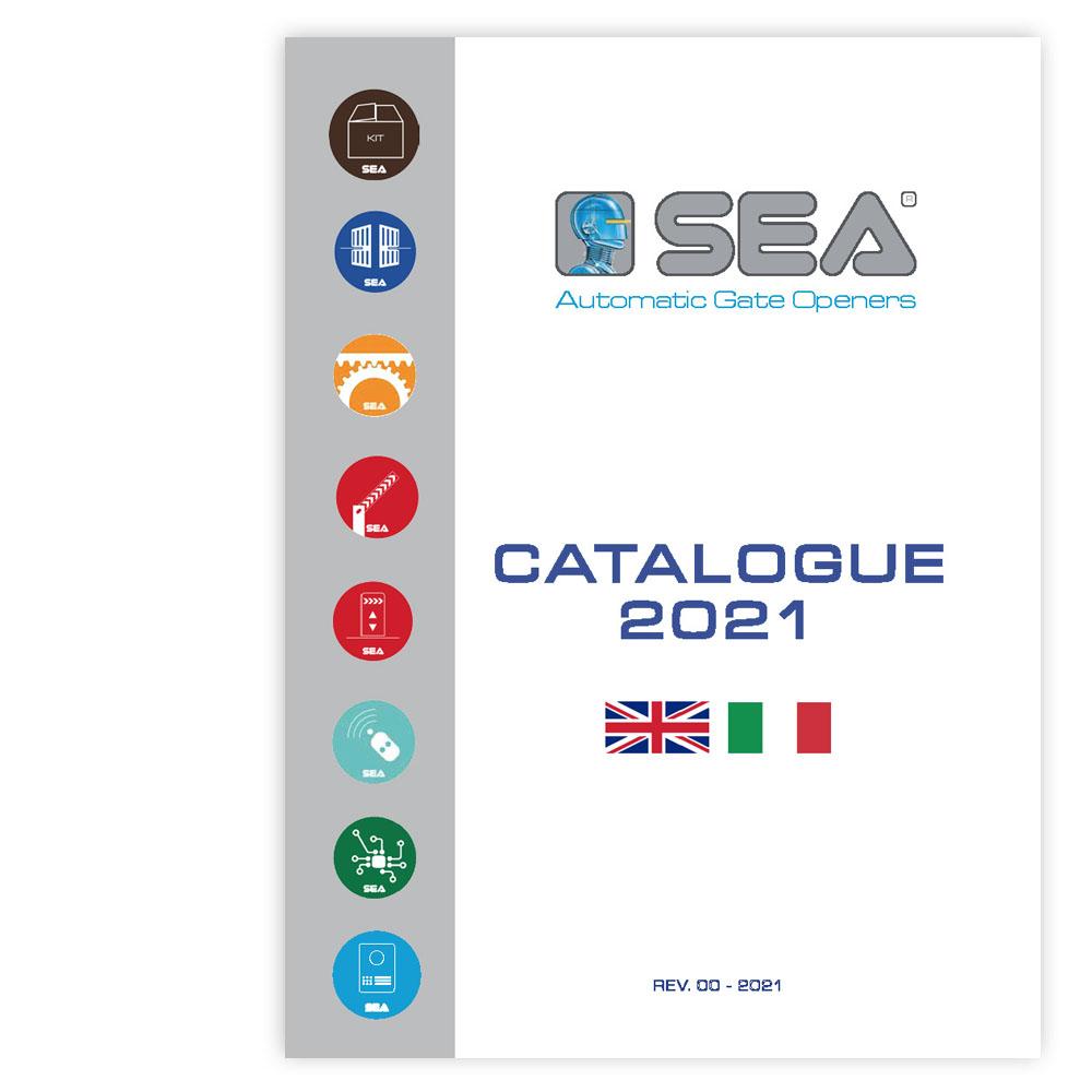 Каталог SEA 2021 англ