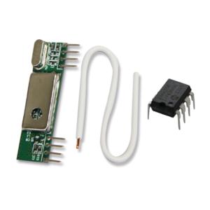 Модуль приемника SEA RF Fix 433 МГц с фиксированным кодом