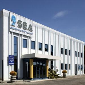 Фабрика SEA по производству автоматики для ворот