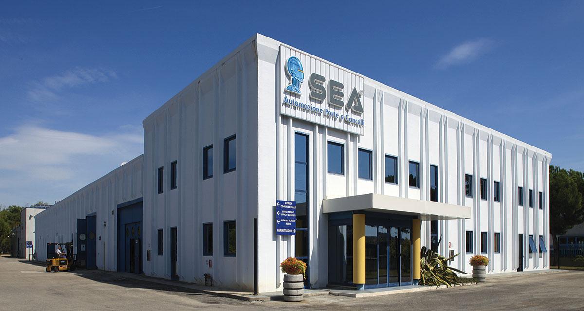 Производство SEA в Италии