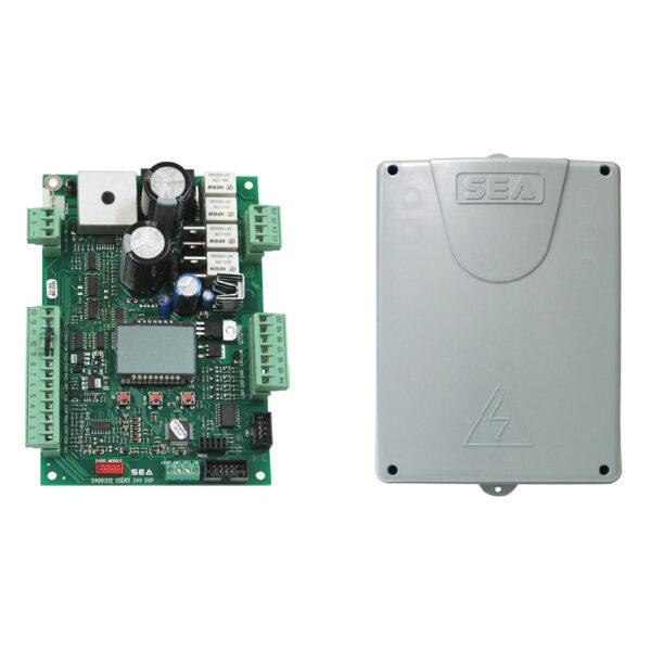 Блок управления SEA User 2 24V DG для приводов распашных ворот