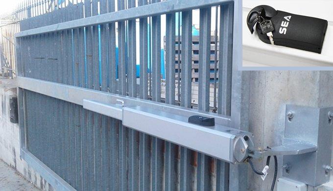 Автоматика SEA для промышленных ворот