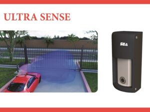 Новый датчик авто Ultra Sense для ворот и шлагбаумов SEA